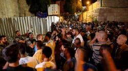Rabbia palestinese per i metal detector nella Spianata delle Moschee. Il Muftì convoca tutti venerdì per una preghiera di