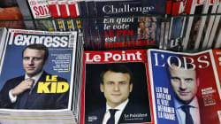 La victoria de Macron resumida en 12