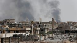Acculés dans Mossoul, les jihadistes de Daech lancent des femmes kamikazes pour