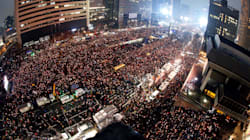 South Korea: Protests Against President Flood Seoul For Fifth Straight