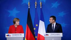 Face à l'axe franco-allemand ressoudé, ces pays d'Europe de l'Est jouent les