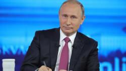 Putin quiere que sus nietos