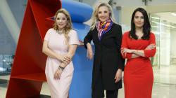 Tres mujeres encabezan una nueva iniciativa que empoderará a las