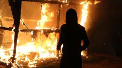 Incendie à Calais,