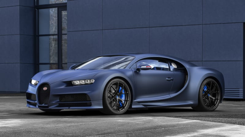Bugatti Electric Luxury Car Slated For 2023 Will Be Second Model