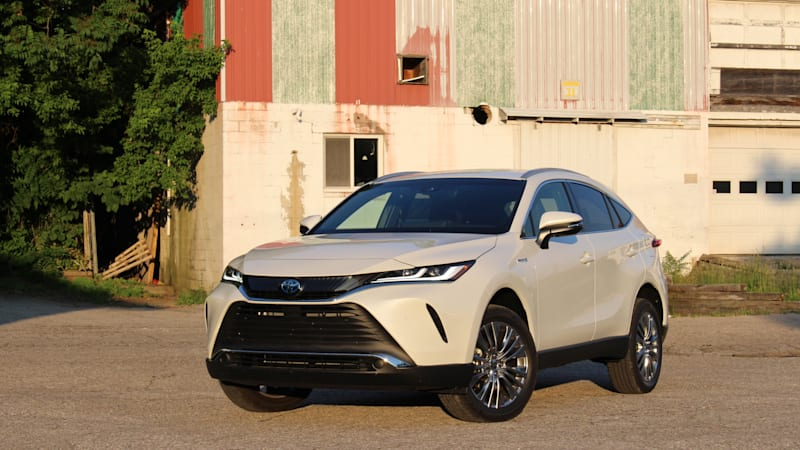 2021 Toyota Venza Review | The fancy RAV4 Hybrid