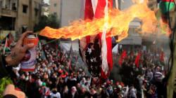Heurts lors d'une manifestation près de l'ambassade américaine au