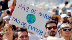 BLOG - Lutter pour le climat, c'est lutter pour la survie de notre