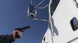 El alarmante aumento de asaltos a camiones de carga (y lo que