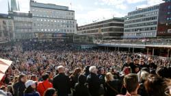 Artistes et fans rendent hommage au DJ suédois