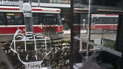 Give The Finger Back To Anti-Transit King Street Business