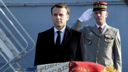Le service national universel voulu par Macron pourrait coûter jusqu'à 3 milliards par