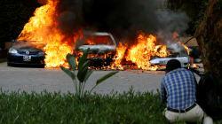 Un quartier huppé du Kenya est le théâtre d'un attentat