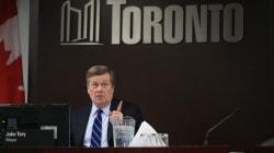 La Ville de Toronto adopte une motion pour appuyer