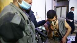 De nouveaux soupçons d'utilisation d'armes chimiques après un bombardement en