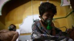 Nouveaux soupçons d'utilisation d'armes chimiques en