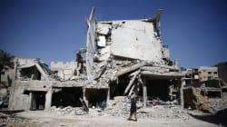 34 civils tués par des bombardements du régime syrien sur la Ghouta