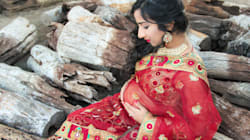 This Bicultural Couple's Maternity Shoot Is A Beautiful Blend Of Their