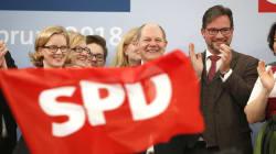 Vivre avec Merkel ou risquer le désastre, les militants du SPD doivent