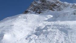 Suisse: plusieurs randonneurs emportés par une