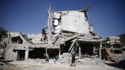 Le régime syrien effectue une percée dans le fief rebelle de la