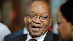 Debate On Process To Impeach Zuma
