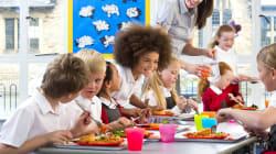 BLOG - La cantine scolaire du XXIe siècle, c'est du végétarien oui, mais pas