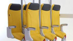 Ces sièges sont-ils l'avenir des voyagistes à bas