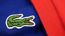 Lacoste abandonne son iconique logo de