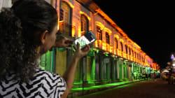 A brasilidade no Natal de Luz de Mariana: As danças dos quilombolas e as bandas