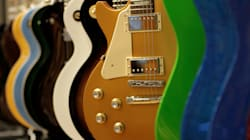 Hasta B.B. King y Elvis Presley usaron una Gibson; ahora la empresa está en