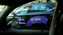 Cabify y Uber ya tienen una licencia por cada seis taxis en