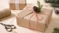Des cadeaux en matières récupérées? Il y a un salon pour