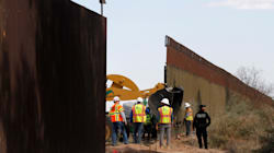Trump suspende construcción del muro en California,