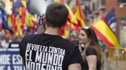 Los neonazis de Hogar Social Madrid se quedan sin hogar (otra vez) al ser desalojados por la