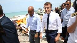 Une sinistrée d'Irma prend à partie Macron: