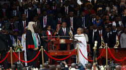 Kenya President Uhuru Kenyatta Sworn In For Second, Five-Year