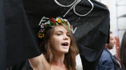 Une co-fondatrice des Femen se