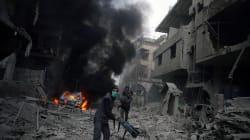 Da Douma, in Siria, racconti della