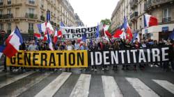 Une manifestation de Génération identitaire interdite à
