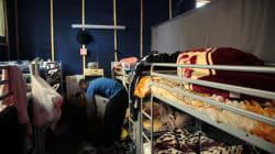La bataille de faux chiffres entre Collomb et Hidalgo sur l'hébergement des demandeurs d'asile à