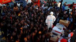 La llegada de migrantes a las costas andaluzas desborda los servicios de