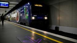 Un bébé né dans un train à Paris obtient le transport gratuit jusqu'à ses 25