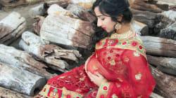 O ensaio de gravidez que mostra o lado brilhante da união de