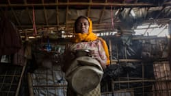 Refugees Fleeing Violence In Myanmar Have A New Worry: