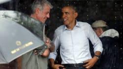 Barack Obama Remembers Anthony Bourdain With Touching Vietnam