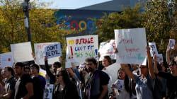Google社員1000人以上が世界各地でセクハラ抗議のスト