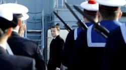 Macron en chef des armées face aux gilets