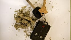 Cannabis au volant: les jeunes doivent encore être