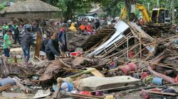 Un tsunami en Indonésie fait au moins 281